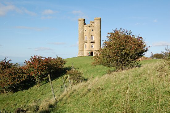 broadway tower by WyeLookAtThis