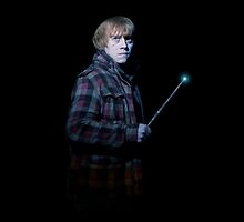 Ron Weasley  by arctickym