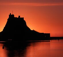 Lindisfarne Castle by kgb1965