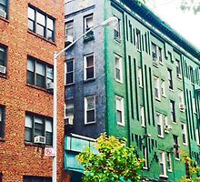 Fassade New York City by MissCellaneous