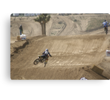 #117 Nick Paluzzi Loretta Lynn's SW Area Qualifier Competitive Edge MX - Hesperia, CA Nice Whip! (1440 Views as of 3/6/2013) Lei Hedger Photography All Rights Reserved Canvas Print