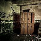 Empty Lockers by HouseofSixCats