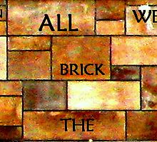 Pink Floyd - The Wall by Roger Sampson
