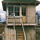 Riverton Signal Box by agentsmith