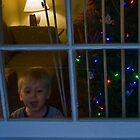Watching for Santa by Otto Danby II