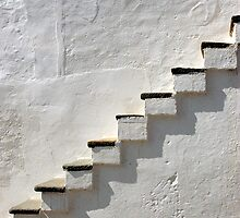 steps by Cheryl Ribeiro