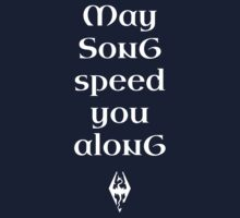 May Song Speed You Along by pietowel