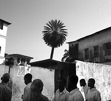 Zanzibar students by Liv Stockley