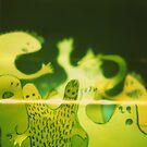 Monstrography by Reyo