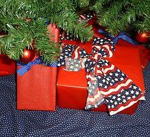 An American Christmas by WildestArt