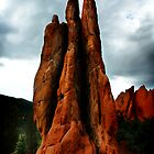 The Prayer-Garden of the Gods by Melinda Kerr