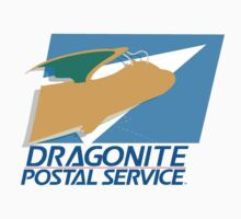 The Dragonite Postal Service by FrogusIV