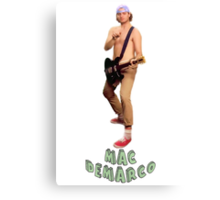 Mac Demarco - Rock'n it like a nightclub Canvas Print