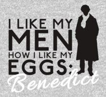 Eggs Benedict Cumberbatch Kids Clothes
