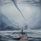 Barco Tornado by Angel Ortiz