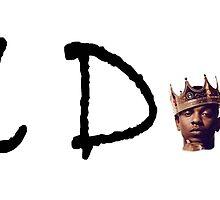 Kendrick Lamar K Dot by Wirlyquirly