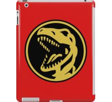 Red Ranger Coin iPad Case/Skin