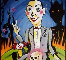 The Shadows of Pee Wee's Playhouse by Ryan Coleman