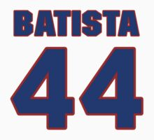 National baseball player Miguel Batista jersey 44 by imsport