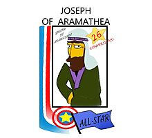 JOSEPH OF ARAMATHEA Photographic Print