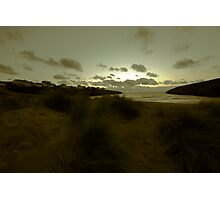 Over The Dunes Photographic Print