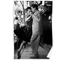 Caminito Tango Poster