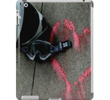 Wear Protection! iPad Case/Skin