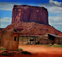 Monument Valley, Utah by Melinda Kerr
