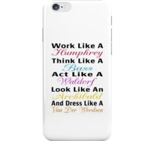 Be Like Gossip Girl iPhone Case/Skin
