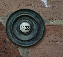 Press Here by Jason Adams