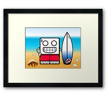 Summer Fun (complete) Framed Print