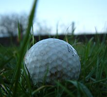 Golf Ball by Murdo  Anderson