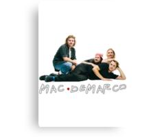 Mac Demarco and F.R.I.E.N.D.S Canvas Print