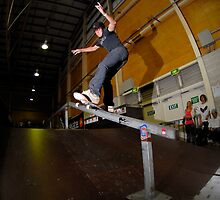 SBA Summer Skate Series Final #2 by Bill Fonseca