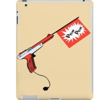 PEW PEW iPad Case/Skin