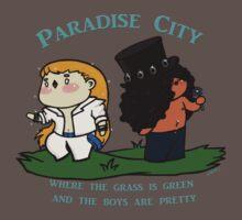 Chibi Guns'n'roses: Paradise city T-Shirt