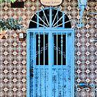 door II - puerta by Bernhard Matejka