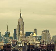 Empire State Building by Jasper Smits
