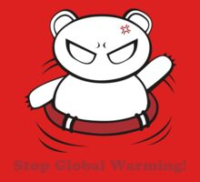 Stop Global Warming! Kids Clothes