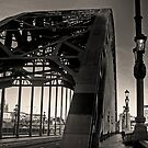 Tyne Bridge by Anna Ridley