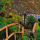 Japanese Tea House Mt Macedon by Rob Watson