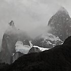 Mt Fitzroy by David Chesluk