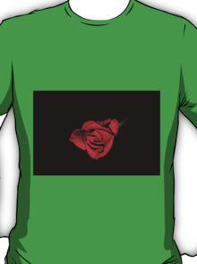 Love Is A Rose V T-Shirt