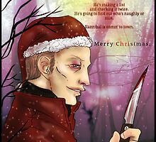 Hannibal - Santa is Coming to Town by Furiarossa