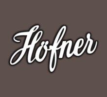 Hofner   White by vikisa