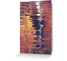 Litchfield National Park Water Fall Greeting Card