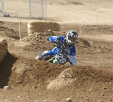 Loretta Lynn's SW Area Qualifier Photo of MX rider #26 on corner @ Competitive Edge MX-Hesperia, CA, USA by leih2008