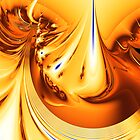 Gold Drop 02 by Dr. Vinod Chauhan
