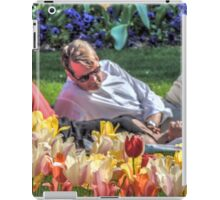 Saturday In the Park iPad Case/Skin