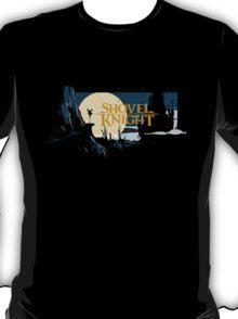 Shovel  Knight moonset T-Shirt